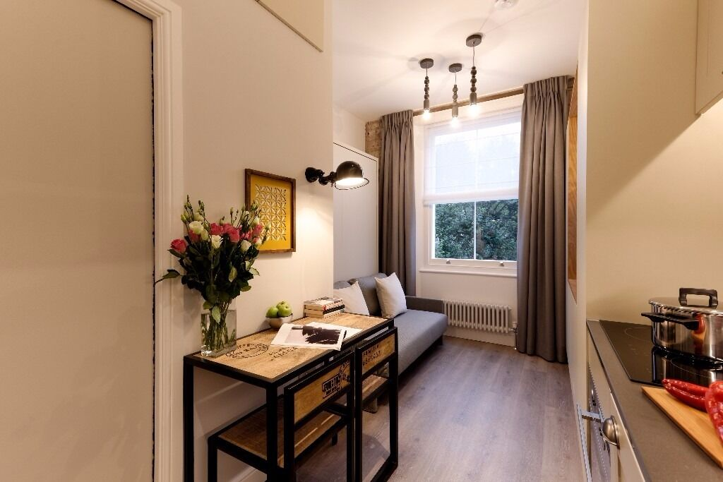 Brand new studio flat - Notting Hill - available in January - bills included 25 31