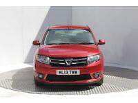 Dacia Sandero LAUREATE (red) 2013-04-30