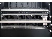 APC Symettra 48k UPS Single rack 2 switches