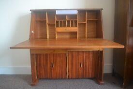 Vintage writing desk/bureau