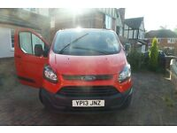 Ford Transit Custom 290 Eco Tec - VERY LOW MILLAGE