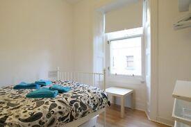 EDINBURGH FESTIVAL LET (Ref 837) 1 bedroom flat in fantastic Festival location, Buccleuch Terrace