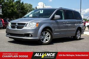 2016 Dodge Grand Caravan MULTIPLACES,CAMERA,DVD SIEGE ET VOLANT