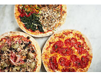 Pizza Chef Ostuni London North NW6 Highgate - Opportunity - Experianced