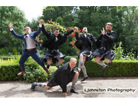 wedding photographer with no hidden costs !!