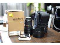 Nikon AF-S Nikkor 24-70, f/2.8G ED