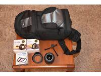 Nikon 18-55mm lens bundle