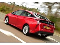 UBER READY CARS FOR HIRE/ TOYOTA PRIUS FOR HIRE/ HIRE A CAR/ PCO VEHICLE HIRE/ TAXI FOR RENT/ PRIUS