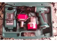 12 volt Makita drill