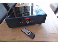 KitSound BOOMDOCK 2.1 Docking Station Speaker System with Built-In AM/FM Tuner