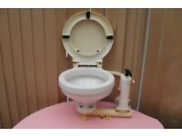 Boat Toilet TMC