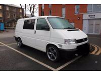 VW Transporter T4 2002 Campervan 2.5TDI