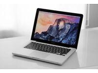 13' Apple MacBook Pro 2.4Ghz 4Gb Ram 250GB Logic Pro X Cubase Ableton Final Cut Pro Davinci Resolve