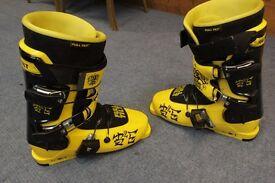 Full Tilt B&E Pro Model Ski Boots 2014 Mens size UK 10