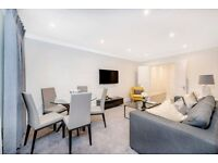 Courtfield Gardens SW5. Immaculately presented two double bedroom fully furnished apartment to rent.