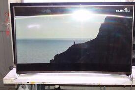 Panasonic TX55CR852B, 55 Ultra HD 4K Smart 3D Curved LED TV