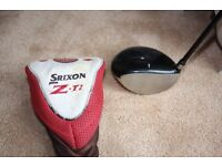 Srixon golf club-- 11.5 degree driver
