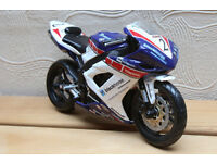 Ian Lougher race replica bike