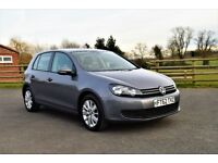 Volkswagen Golf 1.6 TDI Match 5dr £6,995 2013 (62 reg), Hatchback