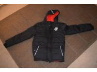 Official Manchester United Coat - Age 10-11