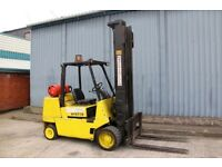 Hyster Gas Fork Lift