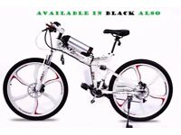 Electric Folding Bike Go Go Jedi Brand New 2 Colours