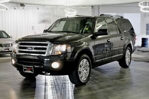 2014 Ford Expedition Max Limited, Navigation, Backup Cam, 8 pass