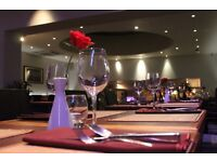 Waiting Staff in friendly independent restaurant. Excellent and exciting opportunity!