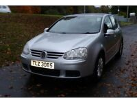 2007 Volkswagen Golf 1.9 TDI Match. Only 93000 miles. Owned since 2008.