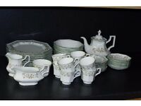 Eternal Beau dinner service 44 piece for 8 people VGC