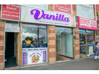 Business For Sale - Opportunity to Takeover a Dessert Parlour in Manchester