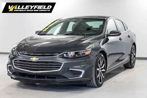 2016 Chevrolet MALIBU LIMITED LT DEMARREUR A DISTANCE, CAMERA AR