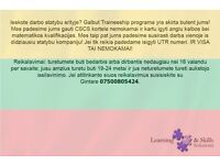 Free CSCS and help to find a Construction job (Lithuanian version)