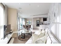 ** LUXURY 3 BED APARTMENT PRIVATE BALCONY, DESIGNER FURNISHED, ALDGATE EAST, LIVERPOOL ST, E1 - AW