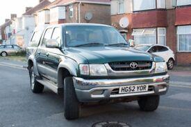 Toyota Hilux 2.5 270 VX 4WD