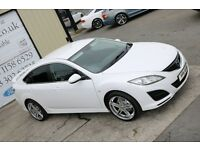 LATE 2011 MAZDA 6 2.2D TS 129 BHP 5DR HATCHBACK (FINANCE & WARRANTY AVAILABLE)