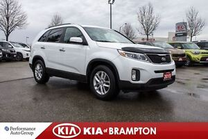 2015 Kia Sorento LX|REMOTE START|BLUETOOTH|ALLOYS|KEYLESS|MP3
