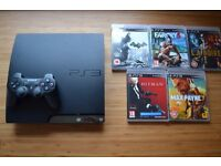 Play Station 3 and 5 games