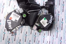 FORD GALAXY S-MAX FRONT SEAT BELTS TENSIONERS 2006-2010 EN08Y