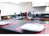 SHORT TERM LET !!! Luxury 2 Bed & 2 Bathroom with Gym and gated Carpark.