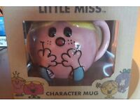 Little miss character mug