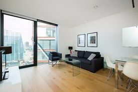 STUNNING 1 BED APT IN BANKSIDE - WALKING DISTANCE TO CITY - AVAILABLE JANUARY 2017 - ONLY £550 PW!