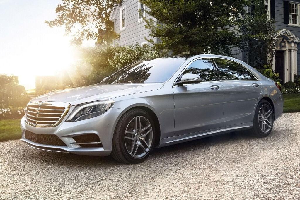 Mercedes benz s class lwb chauffeur driven wedding car for Mercedes benz corporate