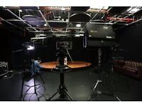 2x Camera Operator/Editor Wanted For Live Sessions at YouTube Studio London