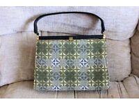 Vintage Handbag / Hand Bag, Very Good Condition & Matching Purse, see Other Photo, Histon