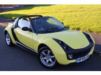 2005 SMART ROADSTER**ONLY 55K MILES**9 MONTH MOT**IMMACULATE CONDITION