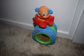 Fisher Price Roll Along Toy