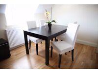 Dinning table IKEA Bjursta