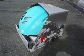 Nevica Meribel Helmet Kids size small 50-54cm. Girls. Brand new unused.