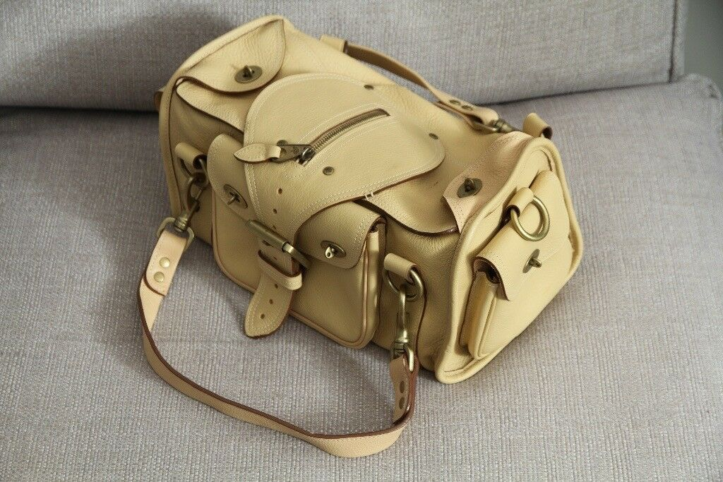 3d0c47f8d5 Mulberry handbag in cream